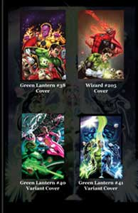 Extras Green Lanterns Vol 4