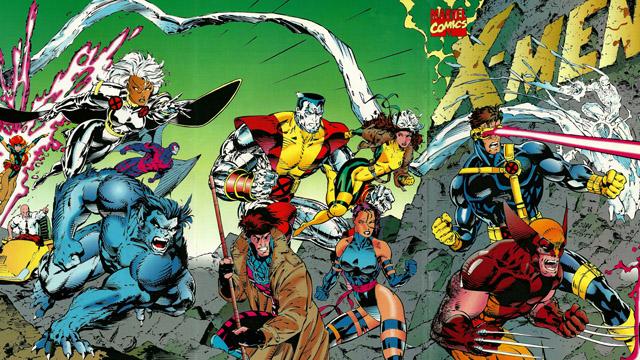 X-Men 1991-1994