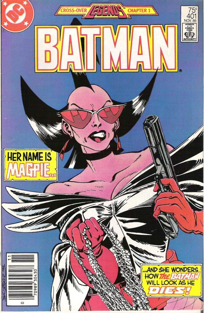 BATMAN (1986-1992)