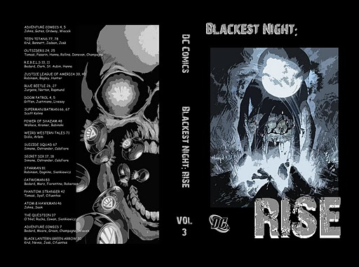 Blackest Night: RISE (Mostly Human)