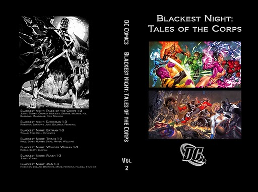 Blackest Night: Tales (Mostly Human)