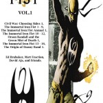 Immortal Iron Fist TOC