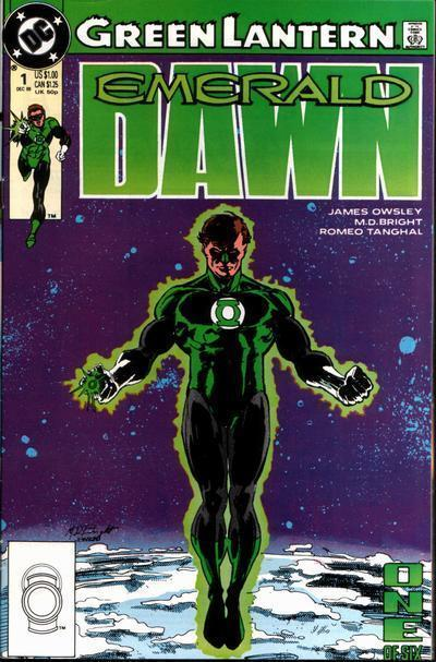 Green Lantern (Vol. 3) - EMERALD DAWN through REBIRTH