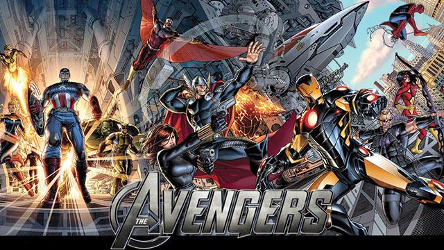 AvengersMarvelNow